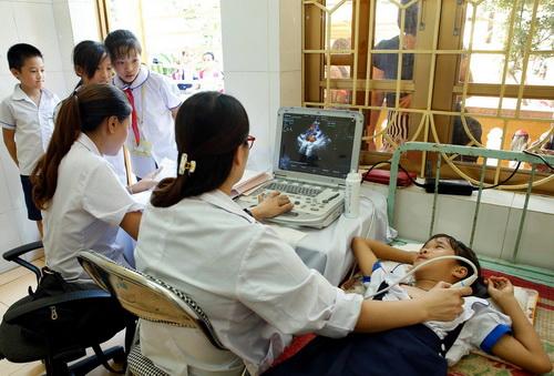 Năng lực điều trị của y tế Yên Bái đã phát triển vững chắc