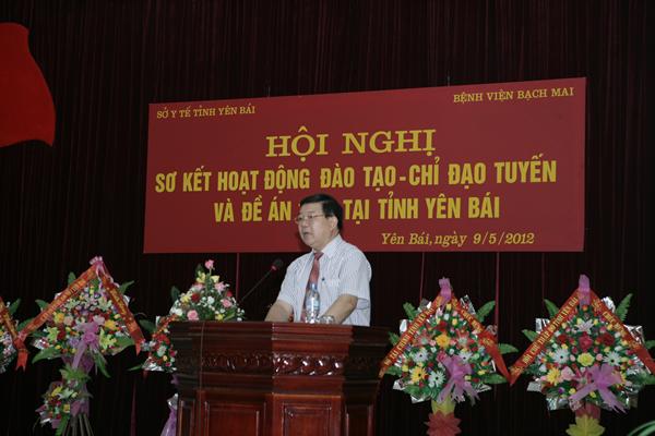 Sơ kết 3 năm triển khai Đề án 1816 tại tỉnh Yên Bái