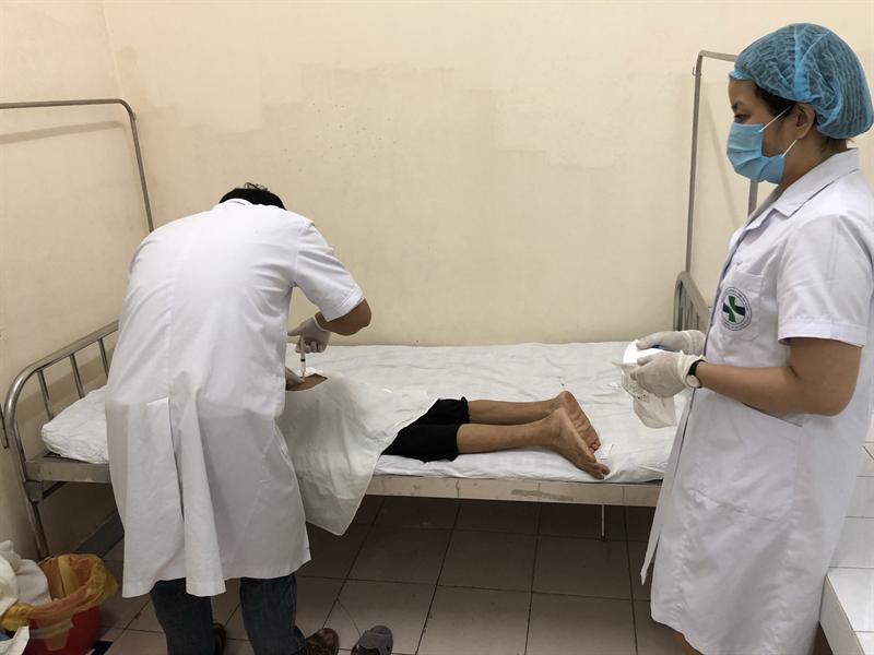 """""""Huyết tủy đồ"""" – Kỹ thuật chuyên sâu được chuyển giao tại Bệnh viện đa khoa tỉnh Hà Nam"""