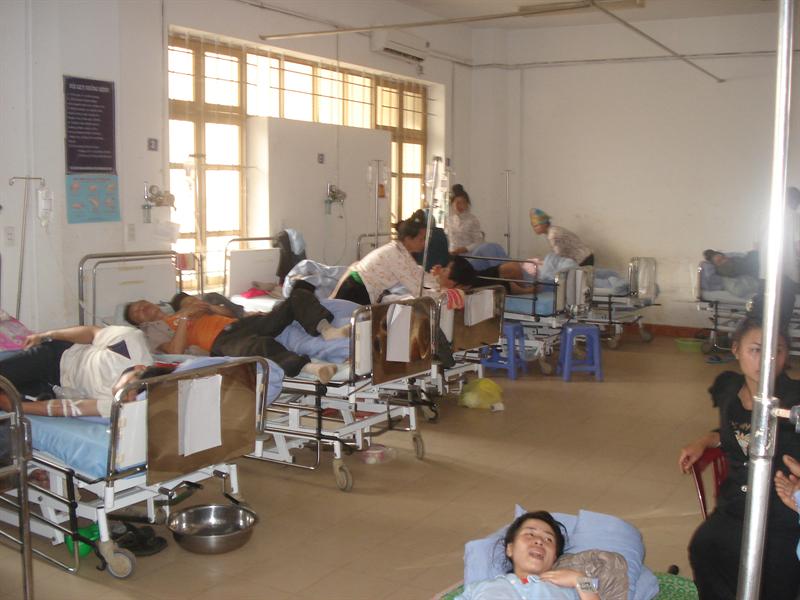 Xử trí kịp thời 328 người bị ngộ độc thực phẩm tại Sơn La