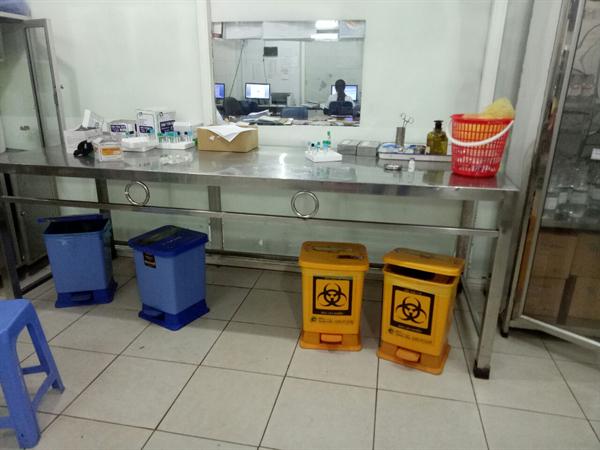 Kết quả đánh giá công tác kiểm soát nhiễm khuẩn  - Bệnh viện Đa khoa tỉnh Tuyên Quang