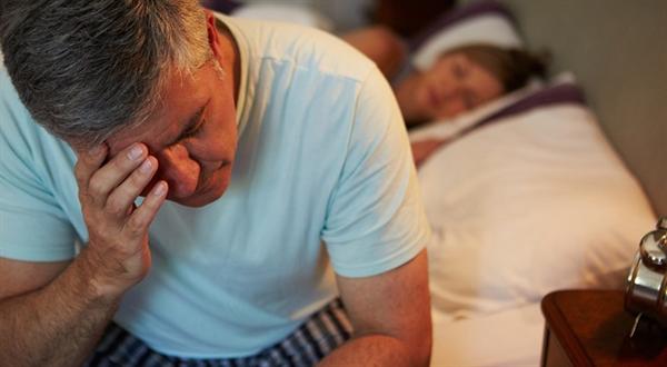 Mất ngủ mạn tính làm nguy cơ đột quỵ tăng cao