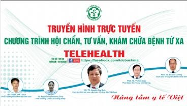 Chương trình Telehealth ngày 15/10/2020