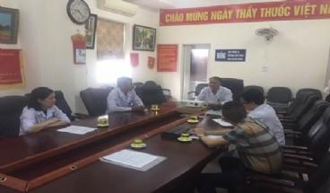 Vai trò của chuyên ngành giải phẫu bệnh  tại Bệnh viện đa khoa Thành phố Thanh Hóa