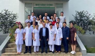 Phát triển chuyên ngành Truyền nhiễm tại bệnh viện đa khoa tỉnh Lào Cai