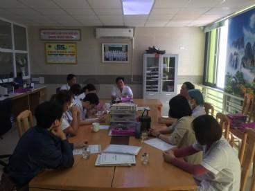 Giá trị và tầm quan trọng của tiêm khớp trong điều trị bệnh lý cơ xương khớp  tại Trung tâm y tế huyện Thanh Sơn