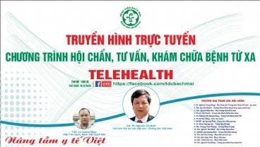 Chương trình Telehealth ngày 19/11/2020