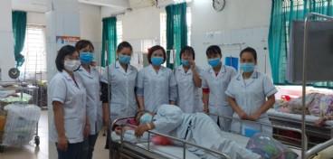 Quy trình chăm sóc chuẩn cho bệnh nhân chuyên ngành huyết học truyền máu