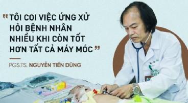 Nghệ thuật giao tiếp ứng xử giữa thầy thuốc với bệnh nhân