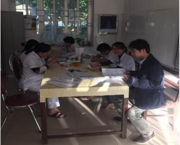 Niềm vui đã đến với các bệnh nhân nội soi dạ dày tại Bệnh viện đa khoa huyện Quảng Hòa tỉnh Cao Bằng