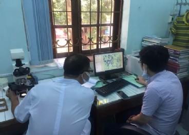Hỗ trợ triển khai kỹ thuật  sinh thiết tức thì bằng phương pháp cắt lạnh và nhuộm HE tại BVĐK tỉnh Tuyên Quang
