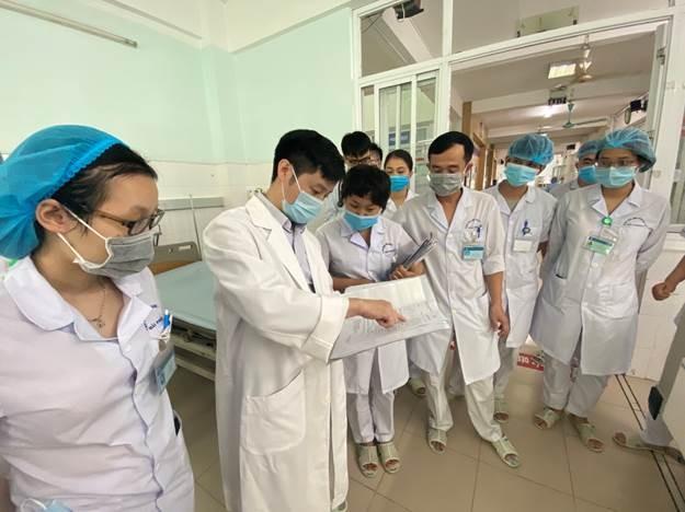 Bệnh viện Bạch Mai hỗ trợ chuyên môn về chuyên ngành Hồi sức tích cực tại Bệnh viện Việt Tiệp Hải Phòng