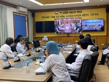 Trách nhiệm, đồng hành cùng bệnh nhân qua ca bệnh tại bệnh viện hữu nghị Việt Nam - Cu Ba Đồng Hới