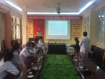 Chăm sóc bệnh nhân thở máy và hồi sức hô hấp – xu hướng được ưu tiên phát triển tại Bệnh viện đa khoa tỉnh Quảng Ninh