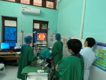 Hiệu quả sau đào tạo chuyển giao kỹ thuật 1816 - nhiều kỹ thuật cao đã triển khai tại bệnh viện đa khoa tỉnh Thái Bình