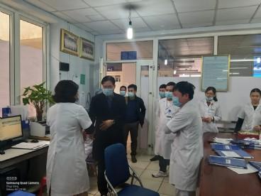 Khảo sát, đánh giá thực trạng và tư vấn phát triển chuyên ngành Cấp cứu  tại Bệnh viện đa khoa tỉnh Tuyên Quang