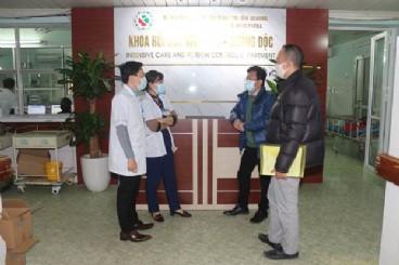 Đánh giá thực trạng và tư vấn phát triển chuyên ngành Chống độctại Bệnh viện đa khoa tỉnh Tuyên Quang