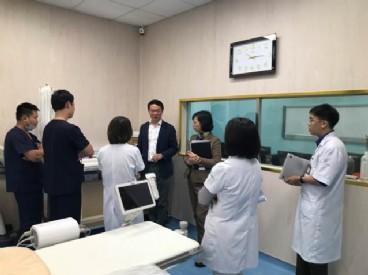 Triển khai thành công tim mạch can thiệp tại bệnh viện đa khoa tỉnh Yên Bái