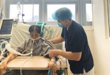 Cập nhật Chăm sóc Bệnh nhân thở máy dành cho các điều dưỡng đang công tác tại các bệnh viện trọng điểm thuộc Vệ tinh BV Bạch Mai.
