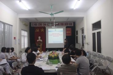 Đánh giá cuối kỳ dự án bệnh viện vệ tinh giai đoạn 2016 – 2020 tại Bệnh viện Gang thép Thái Nguyên: nỗ lực vươn lên