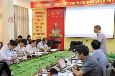 Đánh giá cuối kỳ dự án bệnh viện vệ tinh giai đoạn 2016 – 2020 tại BVĐK tỉnh Quảng Ninh: triển khai hàng loạt kỹ thuật chuyên sâu, giảm tỷ lệ bệnh nhân chuyển tuyến chuyên ngành tim mạch