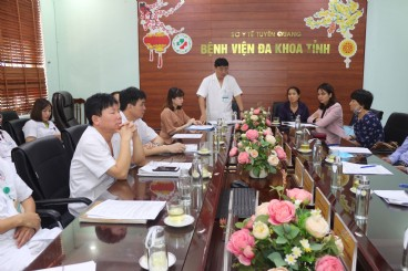 Đánh giá cuối kỳ dự án bệnh viện vệ tinh giai đoạn 2016 – 2020 tại Bệnh viện đa khoa tỉnh Tuyên Quang: ưu tiên phát triển kỹ thuật