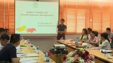 Nâng cao năng lực quản lý điều dưỡng tại tỉnh Yên Bái