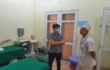Triển khai thành công kỹ thuật trợ giúp Nội soi đại, trực tràng tại TTYT huyện Tuần Giáo