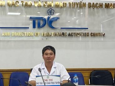 Bệnh viện Bạch Mai Hội chẩn trực tuyến với 12 Bệnh viện chuyên đề Viêm loét dạ dày tá tràng ở trẻ em