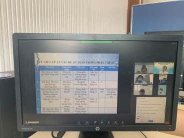 Bệnh viện Bạch Mai triển khai chuỗi chương trình Đào tạo trực tuyến trong tháng 10/2021