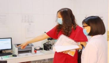 Bệnh viện Bạch Mai giúp Bệnh viện đa khoa Hưng Hà tỉnh Hưng Yên định hướng phát triển chuyên ngành Vi sinh trong thời kỳ mới