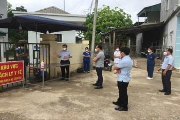 Thần tốc, kịp thời hỗ trợ chống dịch bệnh Covid tại tỉnh Điện Biên