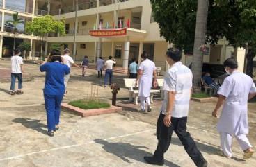 Khẩn cấp thiết lập bệnh viện dã chiến số 2, chốt phòng ngự COVID - 19  quan trọng cho toàn tỉnh Điện Biên