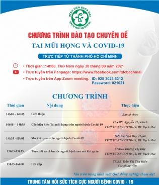 TAI MŨI HỌNG VÀ COVID-19